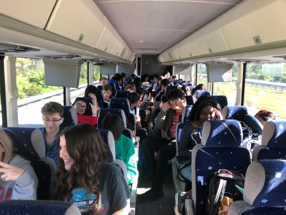 Bus 1 Candid!!